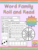 Roll and Read Word Families: Long Vowel Families and (More