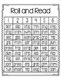 Roll and Read initial blends