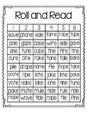 Roll and Read magic e