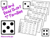 "Roll and Read Short ""i"" Word Families"
