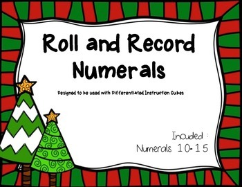 Roll and Record Numbers 10-15
