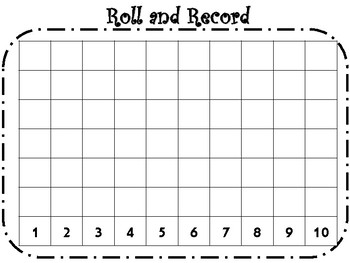 Roll and Record Numbers