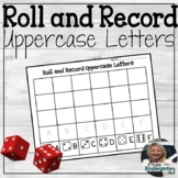 Roll and Record Uppercase Letters
