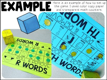 Roll and Remove {An Articulation Game}