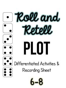 Roll and Retell Plot