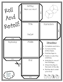 Roll and Retell