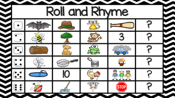 Roll and Rhyme
