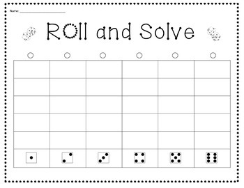 Roll and Solve