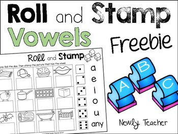 Roll and Stamp Freebie