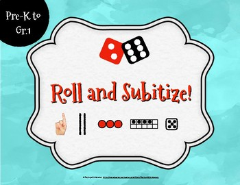 Roll and Subitize