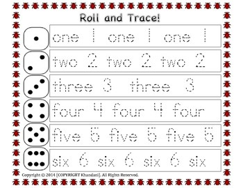 Roll and Trace