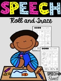 Roll and Trace Articulation for Speech Therapy