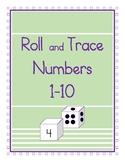 Roll and Trace Numbers 1-10