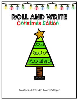 Roll and Write [Christmas Edition]