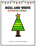 Roll and Write [Christmas Edition]