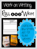 Roll and Write a Story  {creating independent writers}