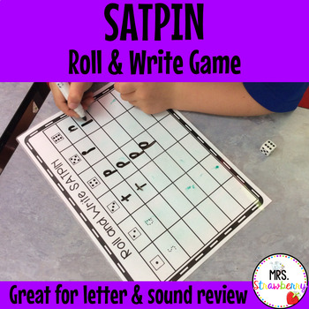 Roll and Write SATPIN