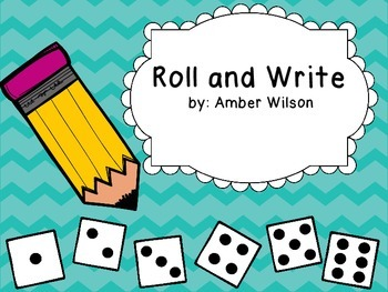 Roll and Write Story