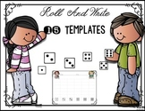 Roll and Write Templates