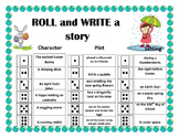 Roll and Write a Story- April / Easter