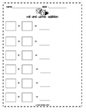 Roll and Write: addition