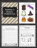 Roll and graph a Happy Halloween