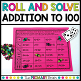 Roll and Solve Addition Within 100