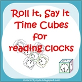 Telling Time Activity - hour - half hour - quarter hour - five minute intervals