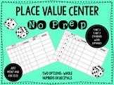 Place Value Center 4.NBT.2 and 5.NBT.3
