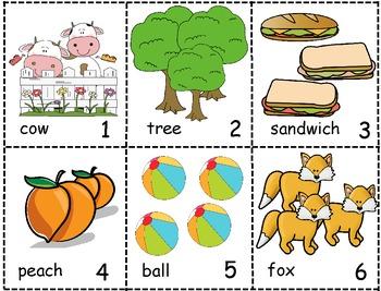 Roll-n-Write  Adding -s or -es ~ Plural Nouns