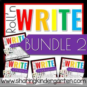 Roll'n Write Bundle 2
