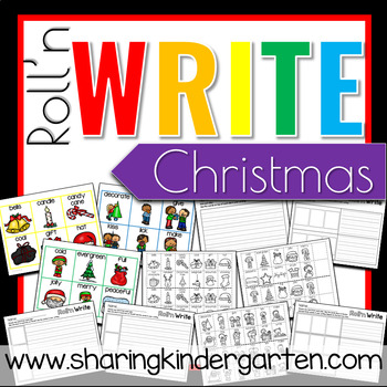 Roll'n Write Christmas