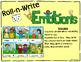 Roll-n-Write Emotions