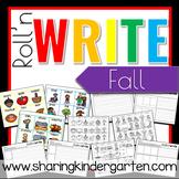 Roll'n Write Fall