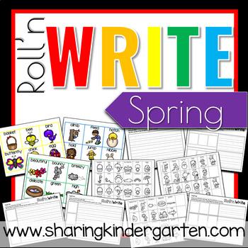 Roll'n Write Spring