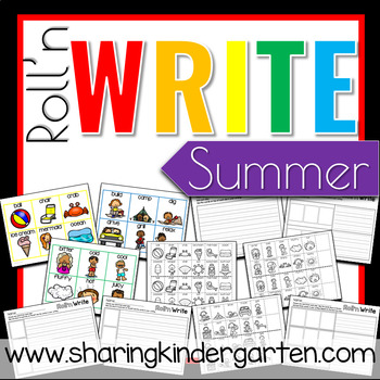 Roll'n Write Summer