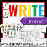 Roll'n Write Summer