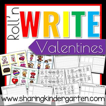 Roll'n Write Valentines