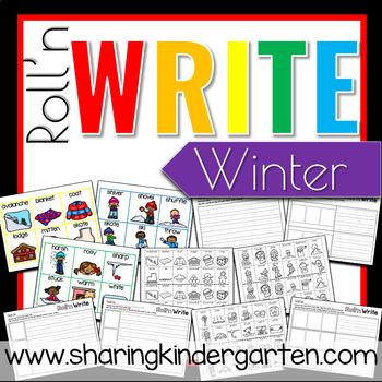 Roll'n Write Winter