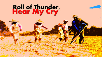 """""""Roll of Thunder, Hear My Cry"""" POSTER"""