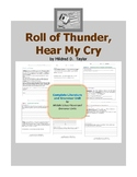Roll of Thunder, Hear My Cry Complete Literature and Grammar Unit