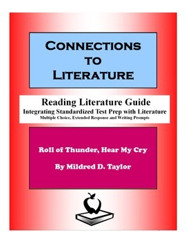 Roll of Thunder, Hear My Cry-Reading Literature Guide