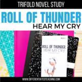 Roll of Thunder, Hear My Cry Novel Study Unit