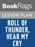 Roll of Thunder Hear My Cry Lesson Plans