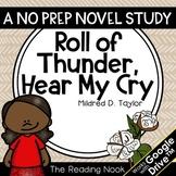 Roll of Thunder, Hear My Cry Novel Study | Distance Learni