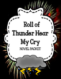 Roll of Thunder Hear My Cry - Novel Unit Bundle
