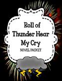 Roll of Thunder Hear My Cry - Novel Unit Bundle