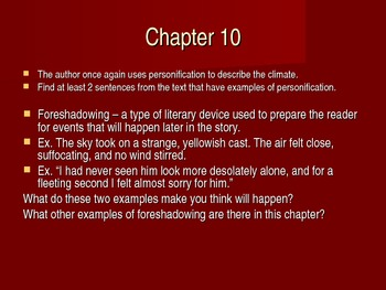 Roll of Thunder Hear My Cry Quotes and Responses- Aligned to Common Core