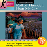 Roll of Thunder, Hear My Cry: Literature Teaching Guide