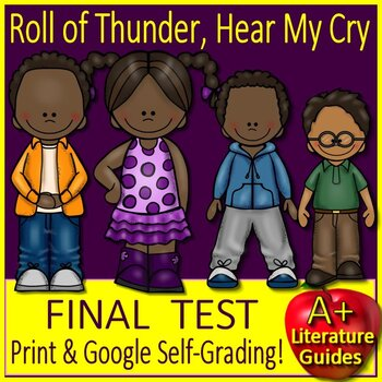 Roll of Thunder, Hear My Cry Test